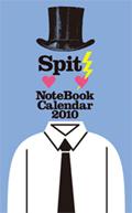 スピッツ 2010年カレンダー ノートブックタイプ