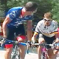 Lance Armstrong & Jan Ullrich at 2001 Tour de France